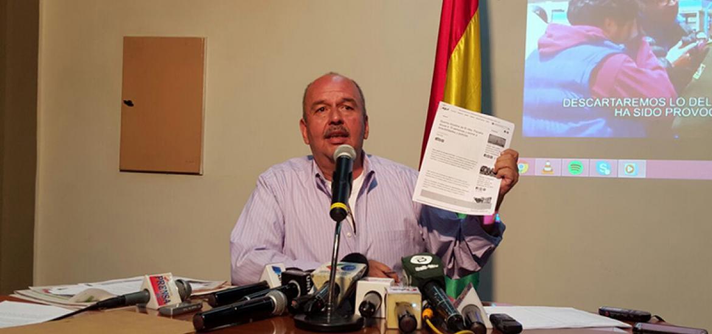Operativo especial pone a salvo a la familia del Ministro Gobierno que corría peligro en la selva