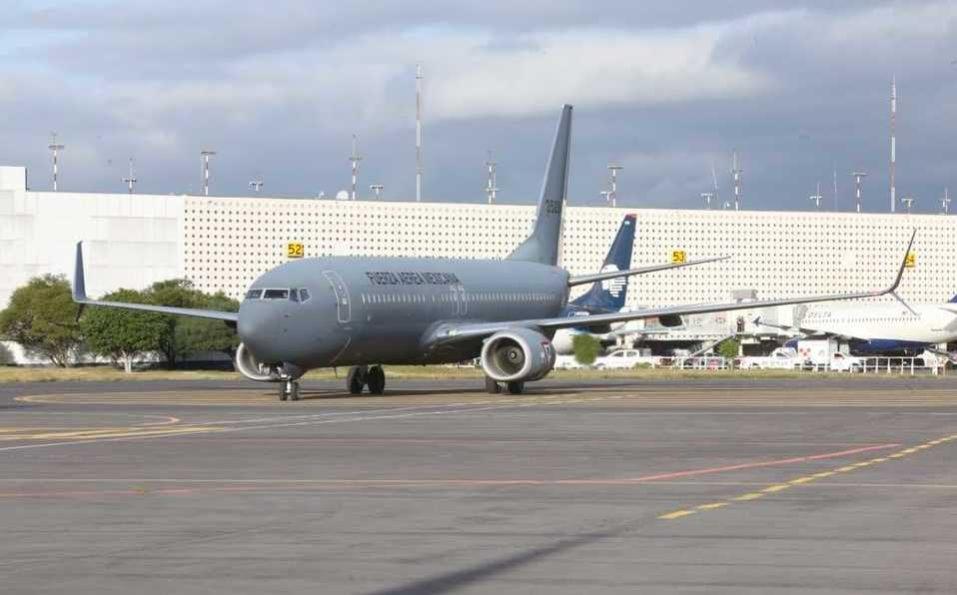 Avión mexicano que recogerá a Evo Morales partió a Bolivia tras hacer escala en Lima