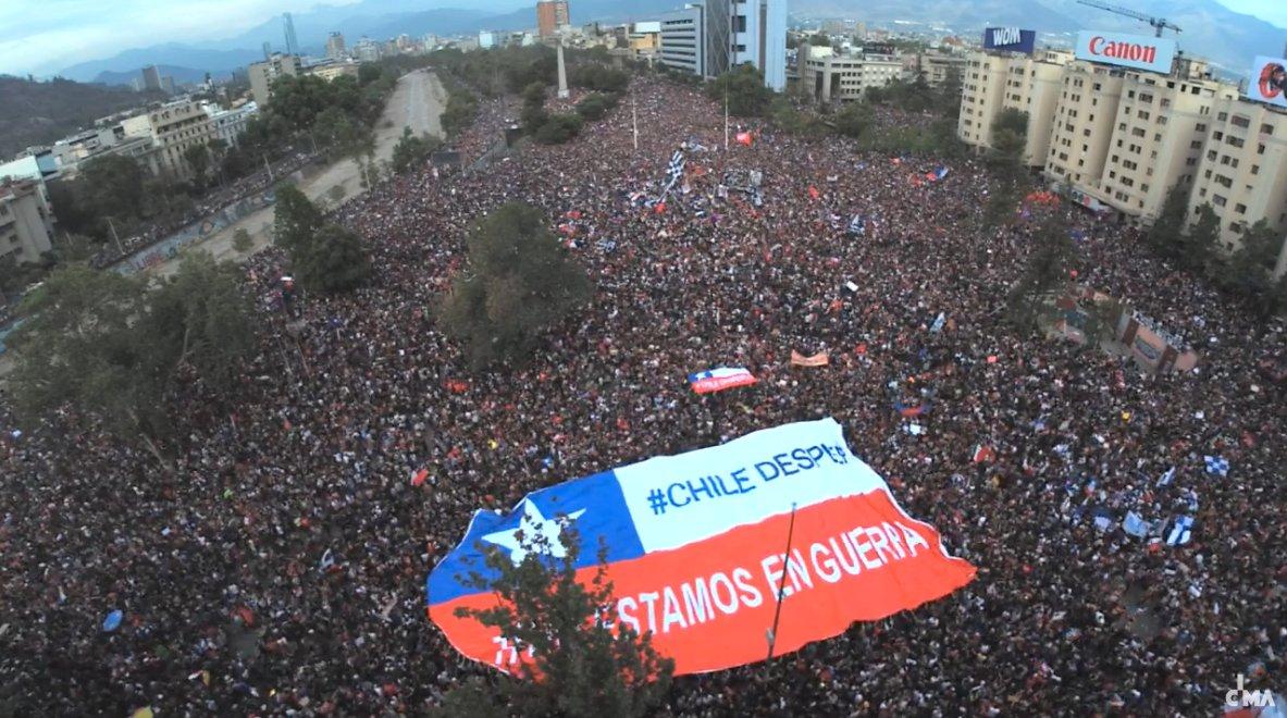 La oposición chilena presentó una contrapropuesta a la agenda social de Sebastián Piñera