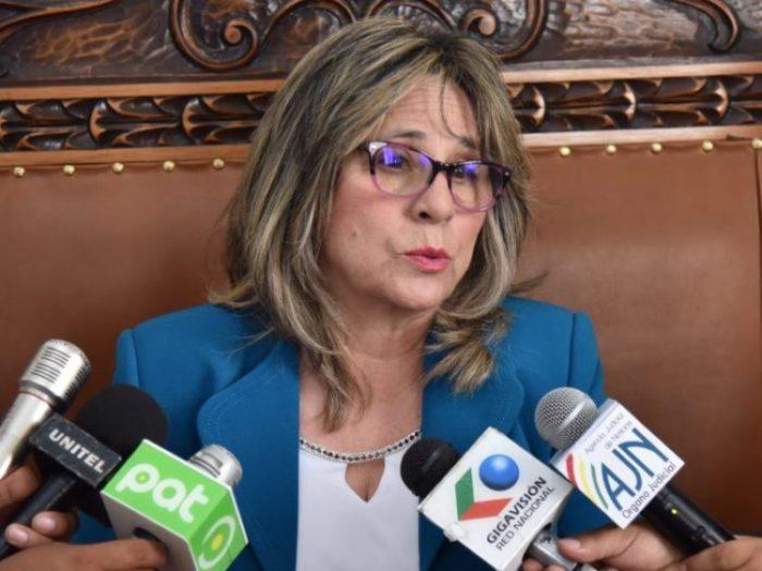 Magistrada Díaz denuncia que sus colegas del TSJ actúan ilegalmente para desconocer su decanatura