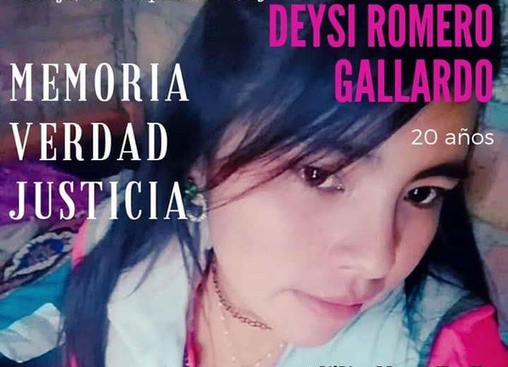 El feminicida de Deysi Romero es sentenciado a 30 años de cárcel en Tarija