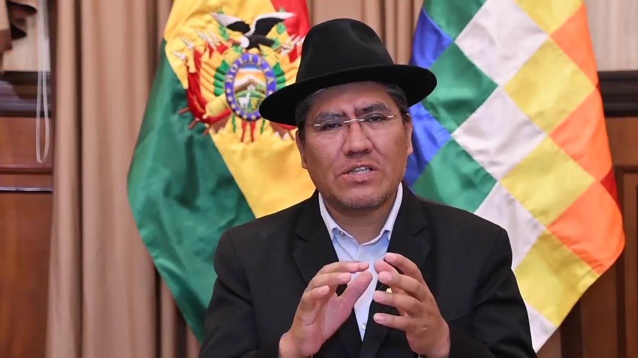 Gobierno: rechazamos la violencia y el enfrentamiento entre bolivianos
