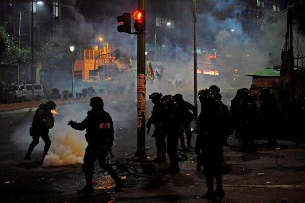 Legisladores lamentan hechos de violencia en La Paz tras el cabildo