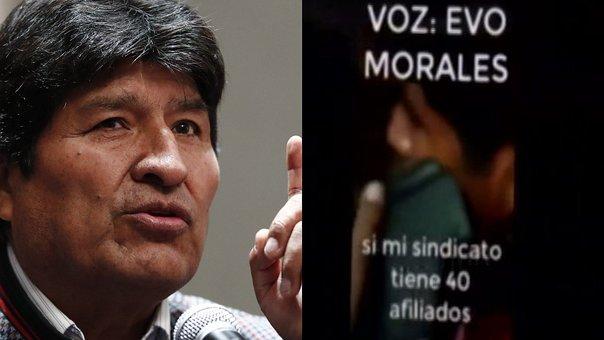 Fiscalía imputa a Evo Morales por terrorismo y pide detención preventiva