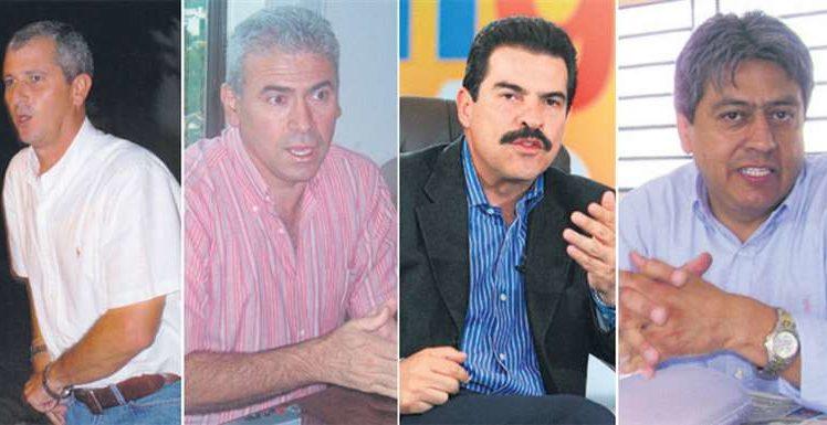 Cuatro exiliados anuncian su retorno luego de la caída de Evo