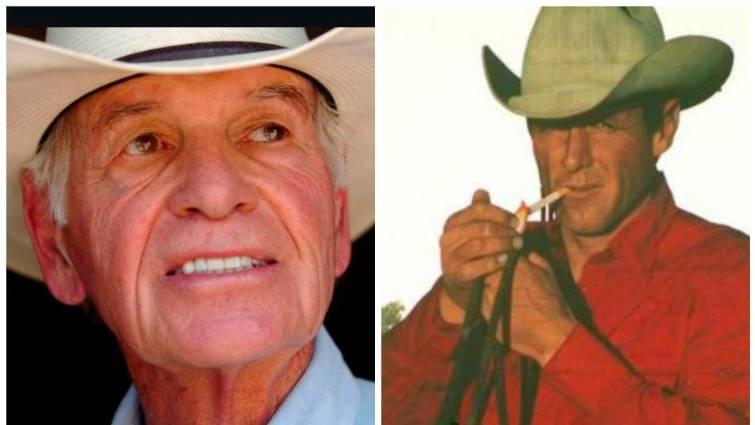 """Murió a los 90 años Robert Norris, el """"hombre Marlboro"""" que nunca fumó un cigarrillo"""