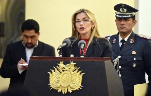 Presidenta Añez anuncia que hoy se podría lanzar la convocatoria a Elecciones Generales