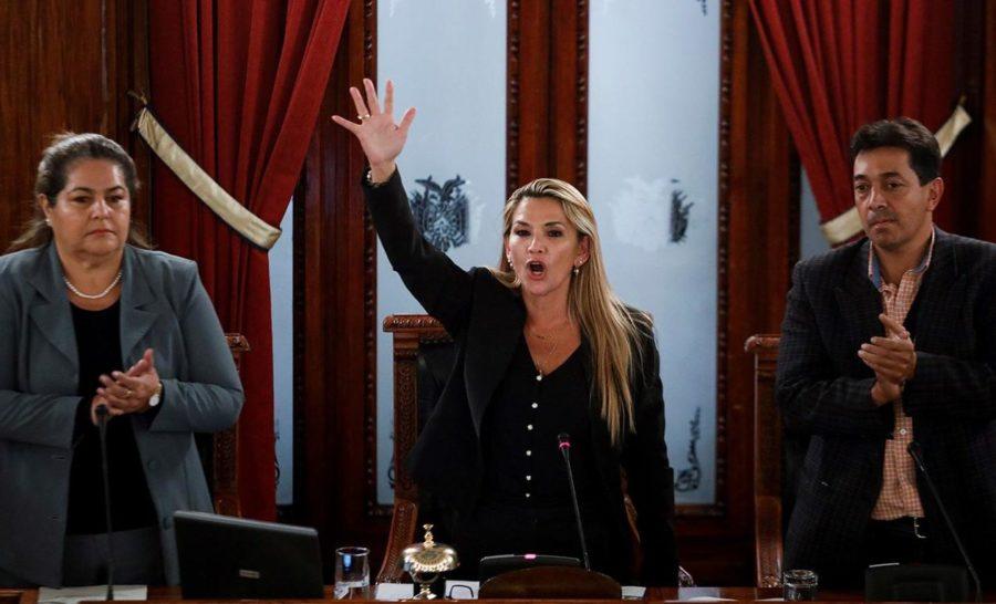 Diputado Angulo: Autoproclamación de Áñez como presidenta del Senado debe ser investigada por la Fiscalía de forma separada