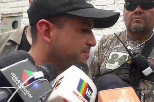 """Camacho no descarta alianza con Mesa: """"Primero está Bolivia"""""""