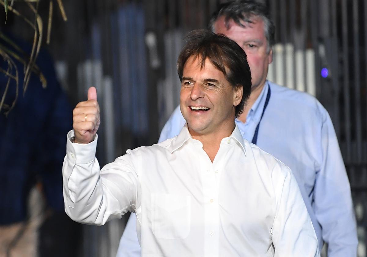 Uruguay: el escrutinio definitivo consagró a Luis Lacalle Pou como nuevo Presidente