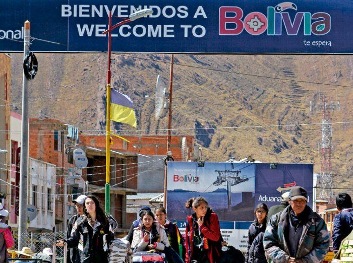 Migración repatrió a más de 300 súbditos de Venezuela y Cuba con permanencia irregular