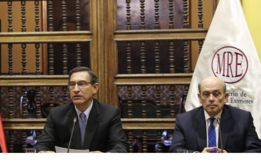 Perú presentó a Hugo de Zela, su candidato para reemplazar a Luis Almagro en la OEA