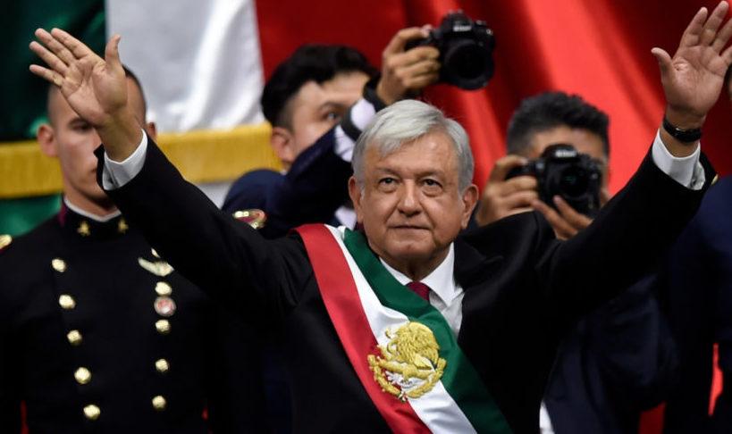 La economía mexicana se tambalea a un año de gobierno de López Obrador