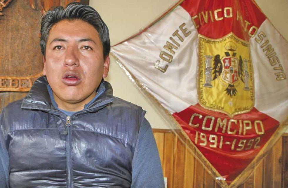 Pumari niega contacto con Mesa y pide dar paso a una nueva generación de líderes políticos