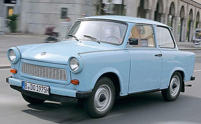 Trabant el auto de la Alemania comunista