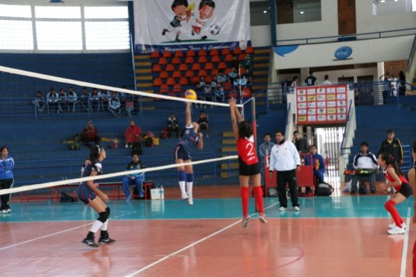 Voleibol tarijeño suspende su programación en todas las categorías