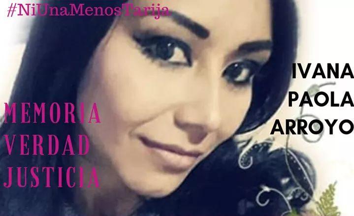 Justicia de Tarija sentencia a 8 años de prisión a Marcelo Ostria por la muerte de Ivana Arroyo