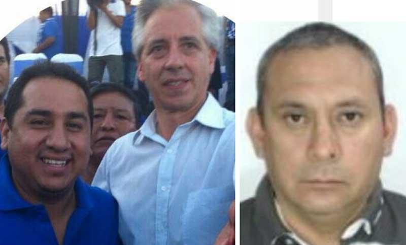 Excandidato del MAS reconoce que peruano Serna fue su jefe de campaña y lo vincula a Raúl García