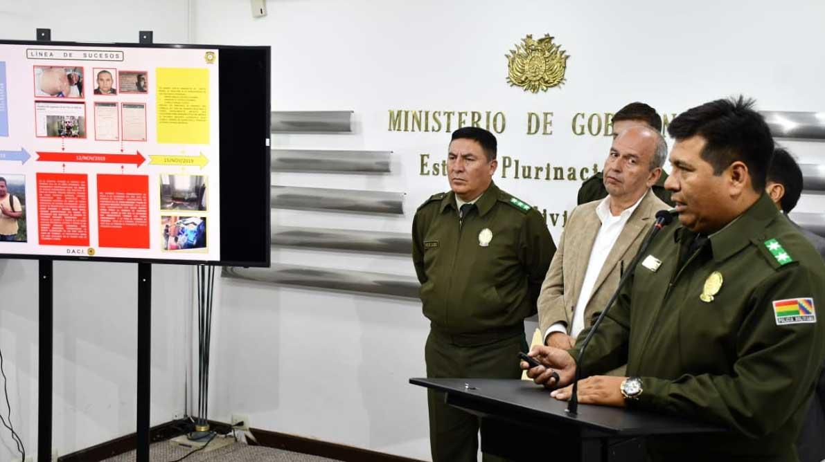 Policía identifica extranjeros implicados en presunta red de terrorismo