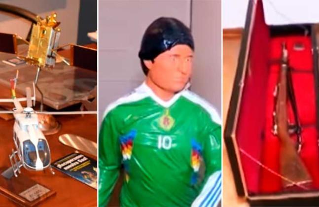 Evo Morales dice que era su vivienda en anticrético y que objetos debían ser llevados a Orinoca
