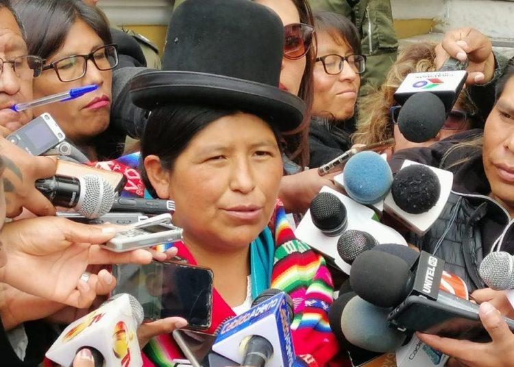 Diputada del MAS pide que Casa del Pueblo sea centro de acogida para casos sospechosos