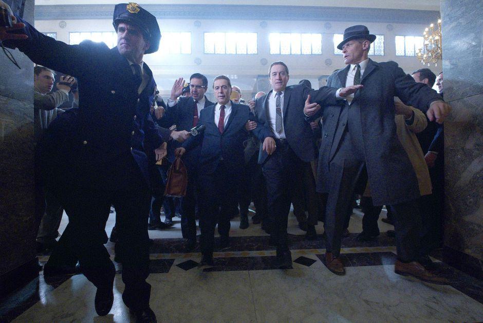 """Al Pacino: """"Jamás hubiéramos podido filmar El Irlandés 10 años atrás"""