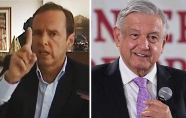 """Quiroga llama """"sinvergüenza"""" a AMLO: """"cobarde con los gringos y matoncito con Bolivia"""""""