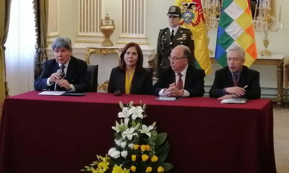 """Gobierno califica de """"ataque a Bolivia"""" al informe de la Alta Comisionada de ONU"""