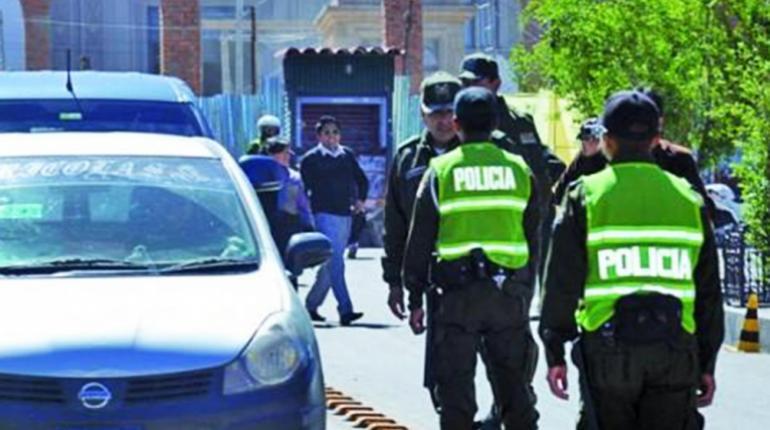 Hombre intentó atacar con un cuchillo a un joven en el barrio Abaroa de Tarija
