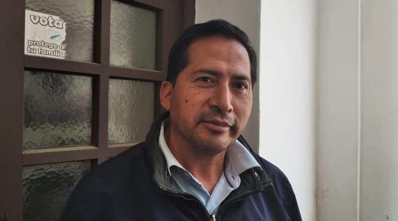 Dávila presentará un amparo constitucional para retomar el Comité Cívico de Tarija este viernes