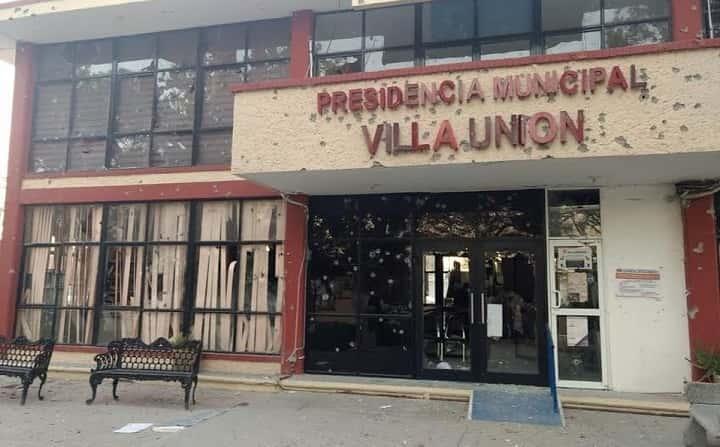 Cártel del Noreste atacó presidencia municipal en Coahuila- México