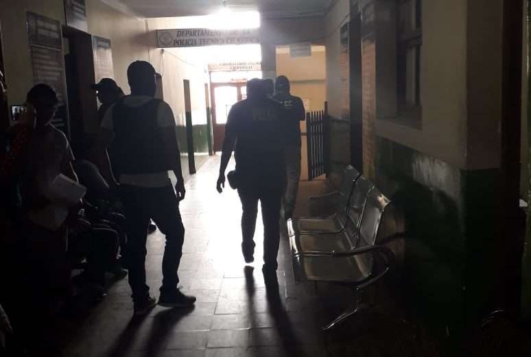 Felcc aprehende al autor de 4 robos agravados en tiendas de Tarija