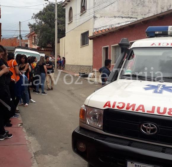 Nuevo caso de feminicidio, disparan y matan a una mujer en un barrio de Tarija