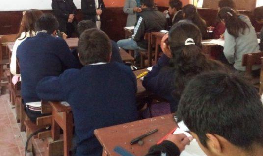 Educación de Tarija plantea las clases semipresenciales por las complicaciones de la virtualidad