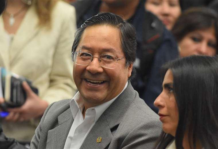 Evo anuncia que Luis Arce será el candidato a la Presidencia por el MAS