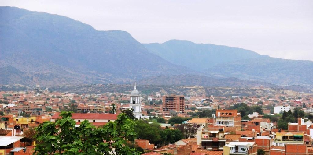 Senamhi prevé una semana con vientos fuertes para todo el departamento de Tarija