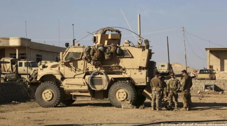 EEUU pide el fin de los ataques a sus bases militares en Irak