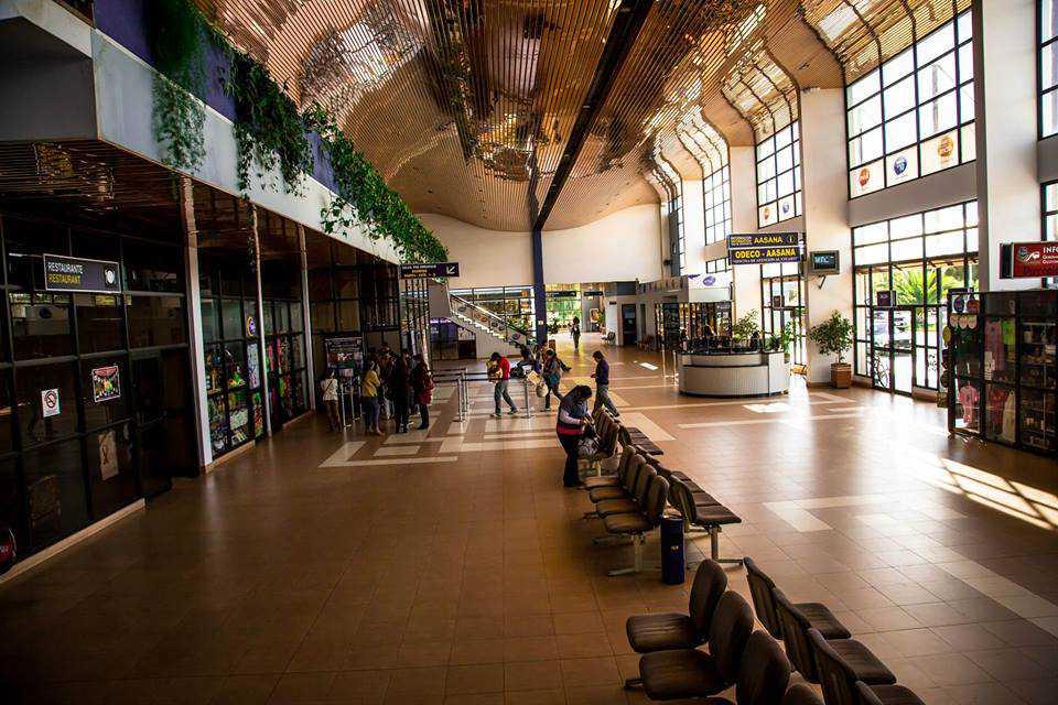 El aeropuerto Oriel Lea Plaza de Tarija está preparado para responder emergencias sanitarias