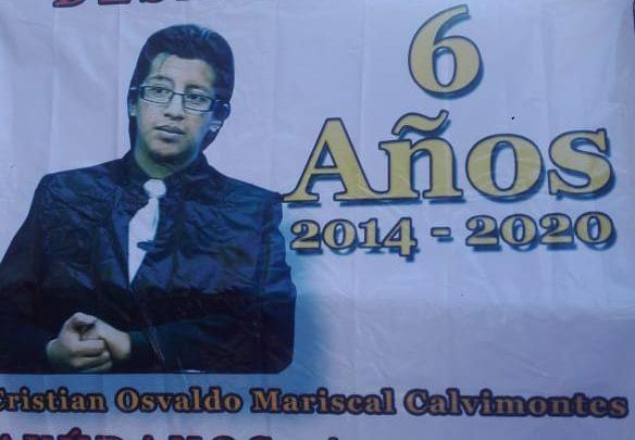 Periodistas de Potosí exigen un proceso judicial contra Gilbert Muñoz por el caso Cristian Mariscal en Tarija