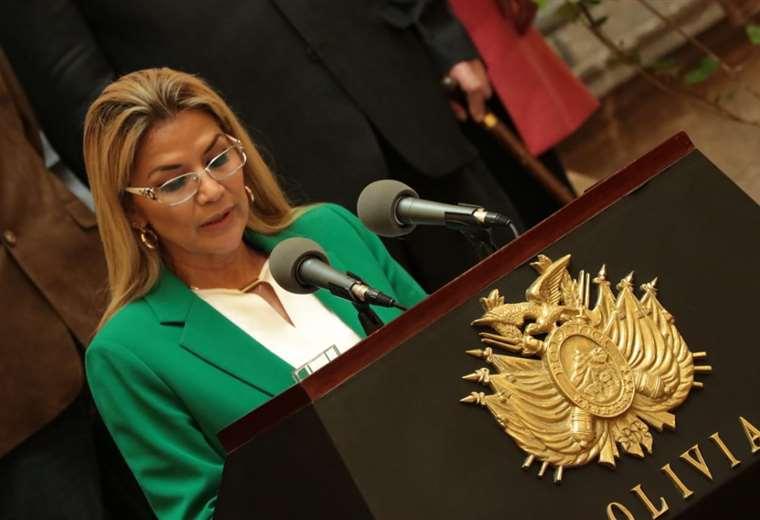 Presidenta Áñez garantiza apoyo del Gobierno a proyectos de desarrollo para Tarija