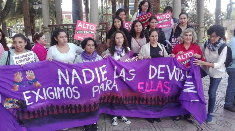 Mujeres de Tarija envían carta a la presidenta Áñez y demandan acciones reales contra la violencia