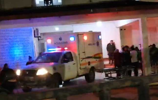 Muere un tercer recluso afectado por explosión en Mocoví