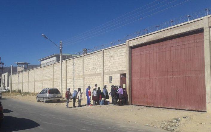 Encarcelan a dos hombres imputados de tráfico de sustancias controladas en Tarija