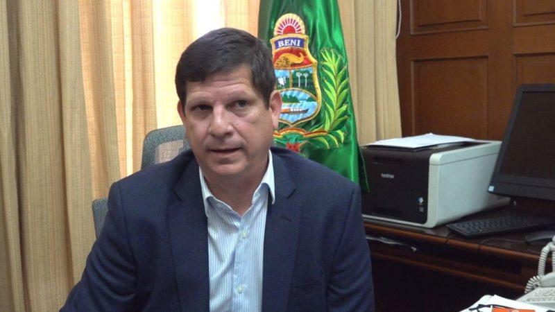 Ordenan liberación del magistrado Carlos Alberto Egüez
