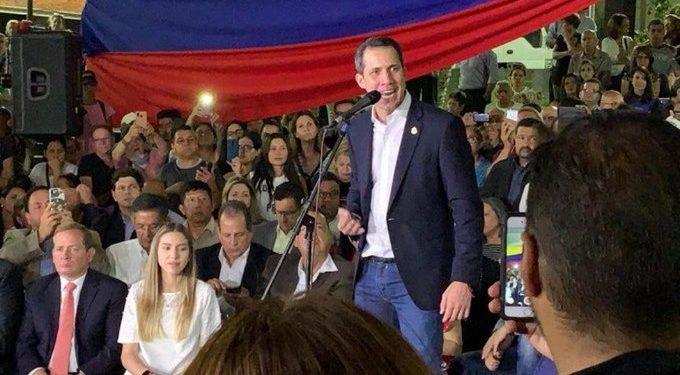"""Guaidó tras regresar a Venezuela: """"Tenemos el respaldo para una segunda independencia"""""""