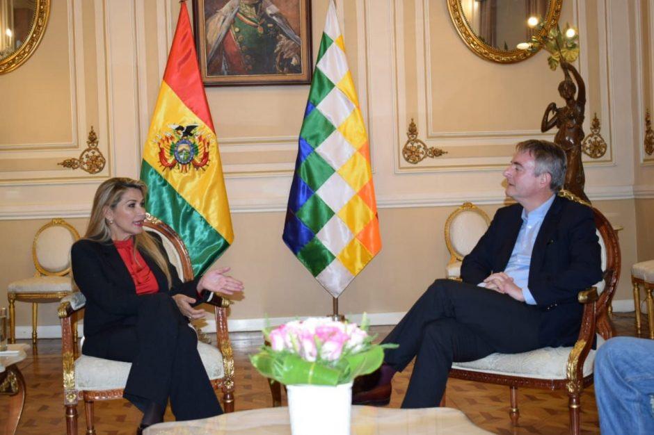 UE dona a Bolivia 27 millones de euros para la lucha antidroga