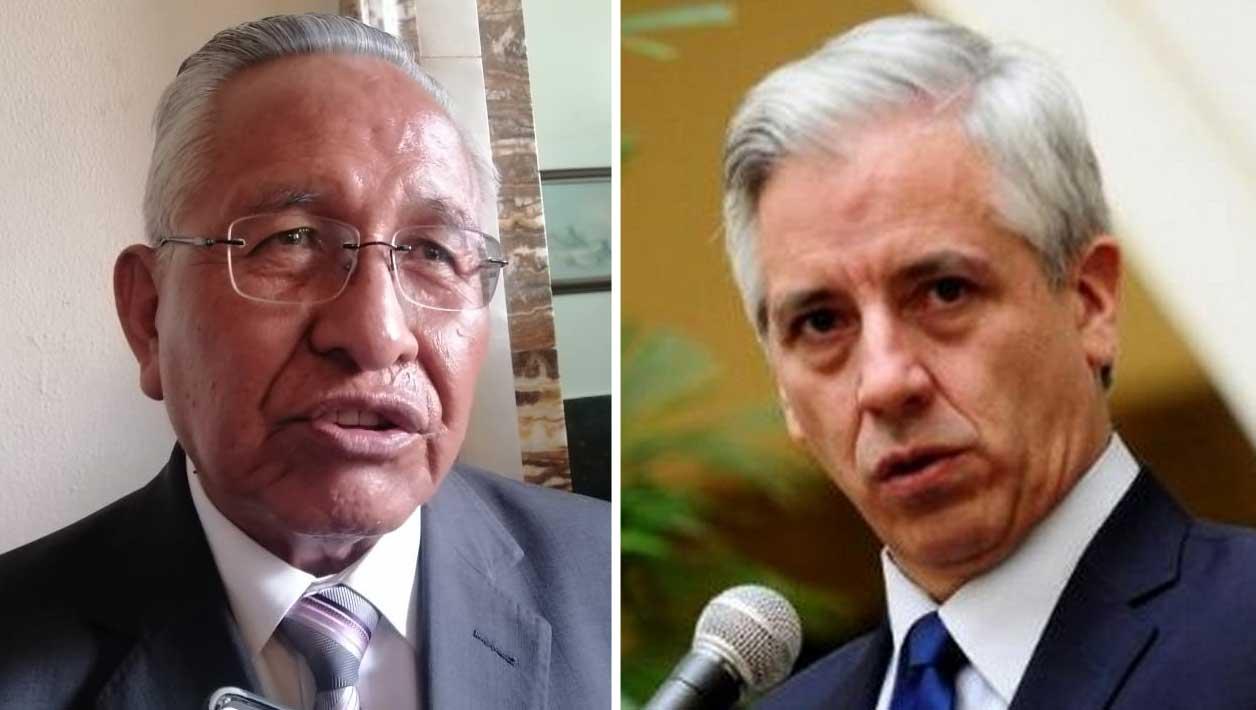 Ministro Cárdenas analizará reactivar el caso del título de García Linera