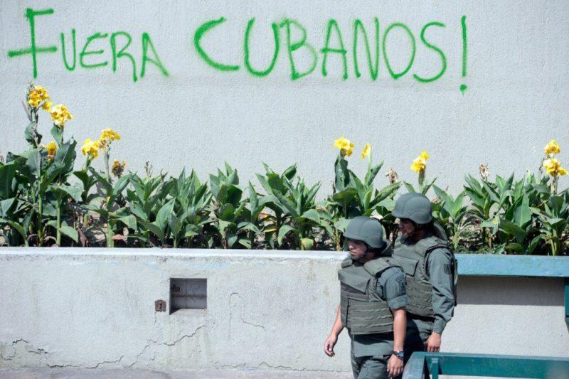 Frente Institucional Militar: la soberanía venezolana está en peligro porque Nicolás Maduro incorporó a un cubano al Consejo de Ministros