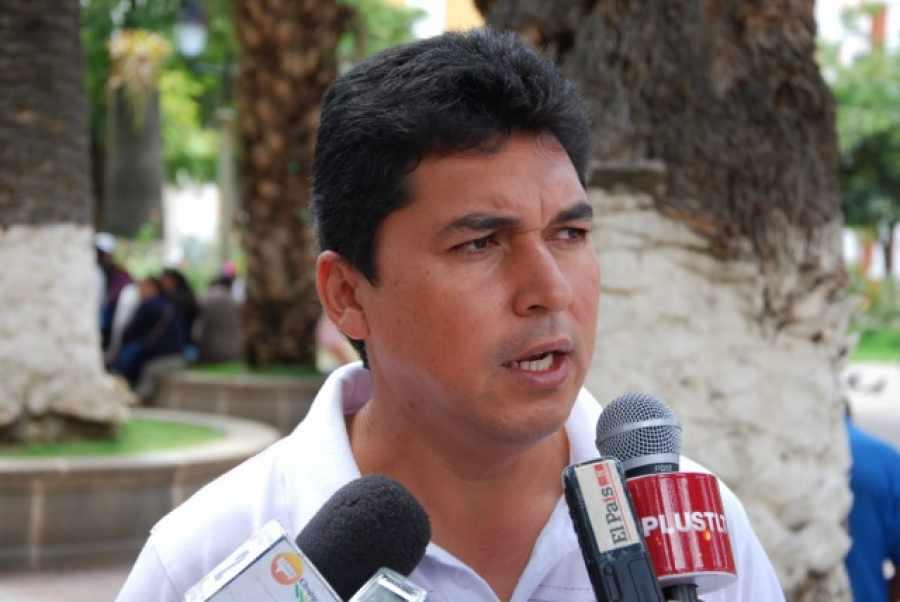 """Bicher Ordoñez asegura que su candidatura busca que """"Tarija tenga el trato que merece"""""""