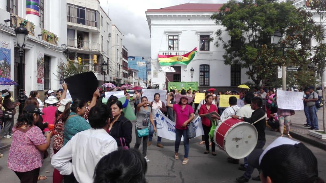 Solicitan reactivar el proyecto de la unidad educativa Carmen Echazú en Tarija